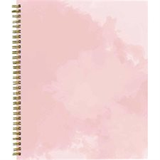 Cahier de notes spiral Emma Verde